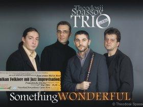 Theodosii Spassov trio poster