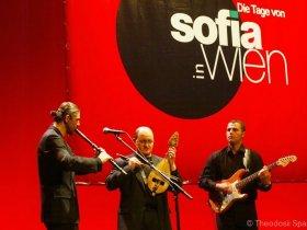 Theodosii Spassov Trio in Vienna