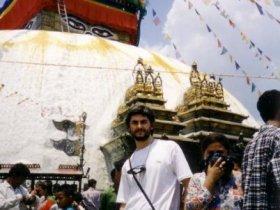 Theodosii in Nepal - Stupa