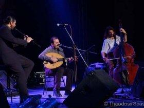 Theo, Haig & Kostas